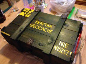 geocaching - w poszukiwaniu skarbów