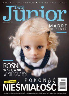 twoj junior 4-2015 okladka
