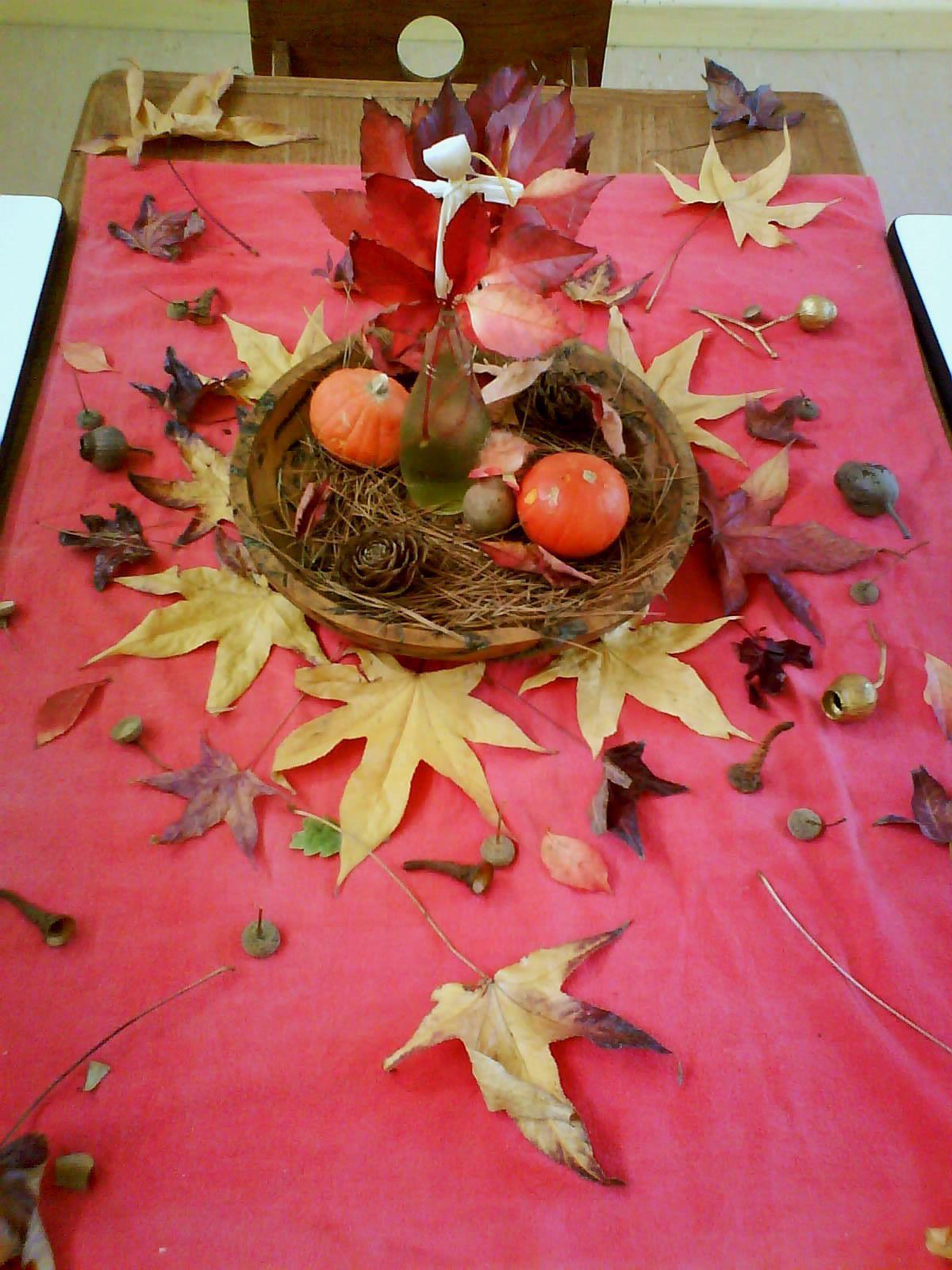 Steiner_Autumn_Table
