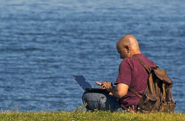 wakacje z komputerem - tak, ale rozsądnie