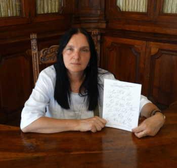 Pióro i ręczne pisanie
