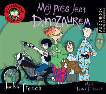 moj-pies-jest-dinozaurem-french-audiobook-front500px